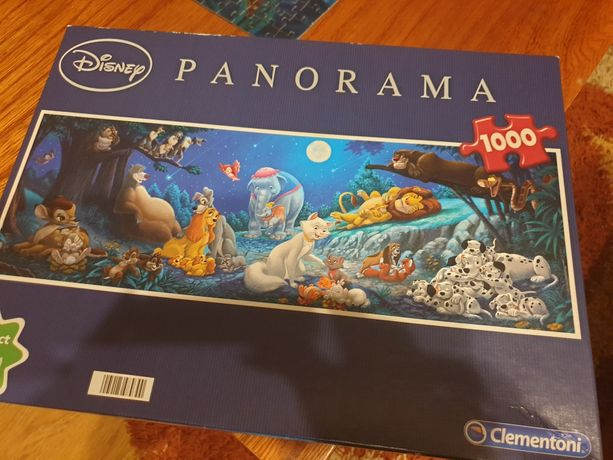 Puzzle Disney 1000el