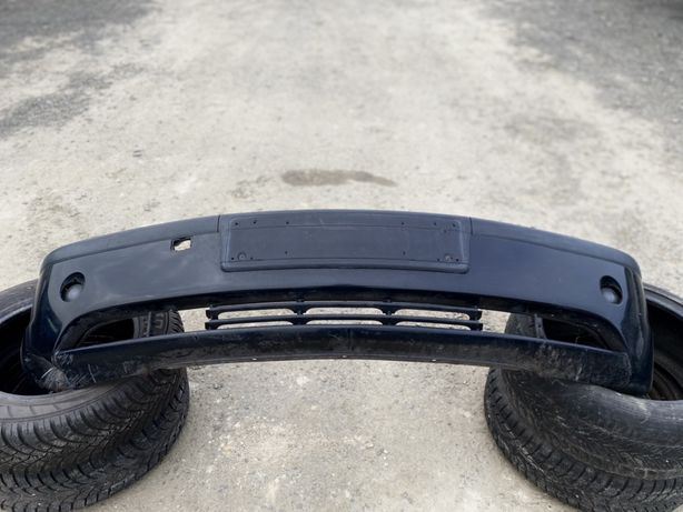 Передний Бампер BMW E46 Рестайл Black Sapphire 475 Черный БМВ Е46 шрот