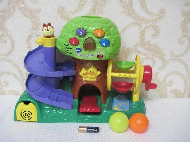 Музыкальная развивающая игрушка Дерево Vtech