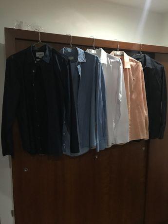 5 camisas de marca
