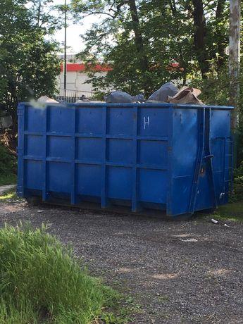 Wywóz gruzu kontenera papy styropianu odpadow cena za m3