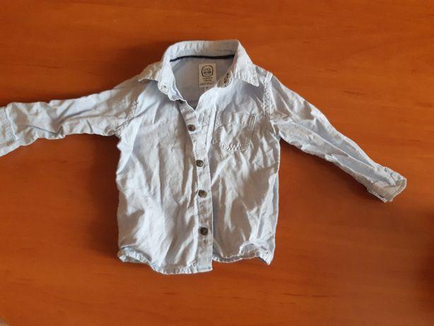 Koszula chłopięca rozmiar 80 prawie jak nowa