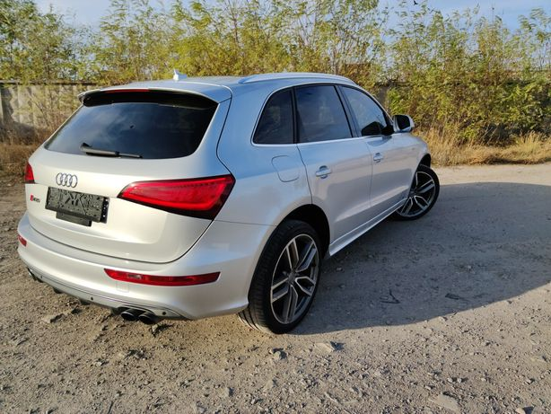 Audi SQ5 Premium 2014