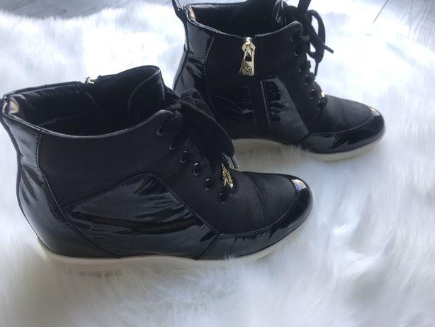 Kazar skórzane sneakersy 37