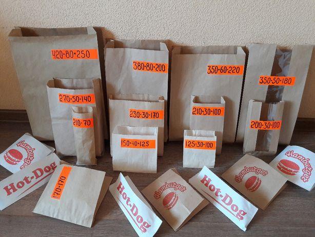 Бумажные Пакеты Кульки саше от Производителя