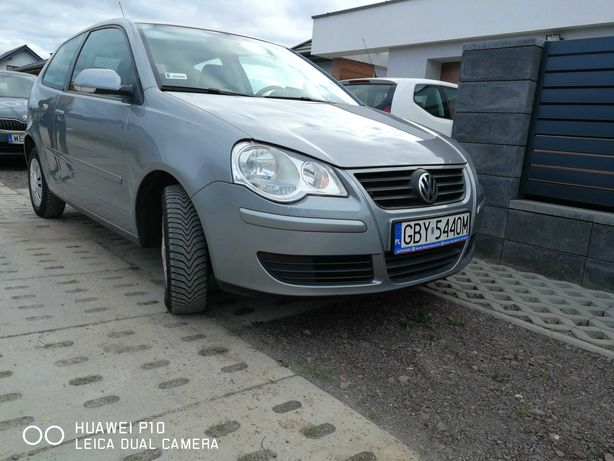 VW Polo 1,2 benzyna