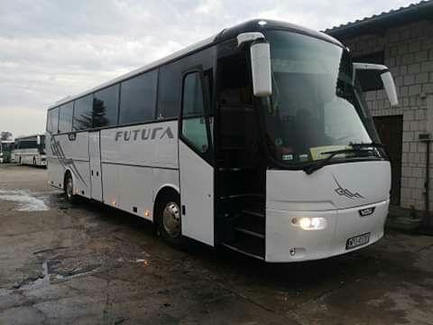 Автобус BOVA 12370FHD