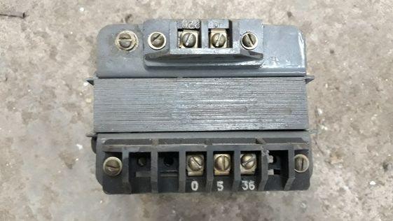Трансформатор 0\5\36\0\220