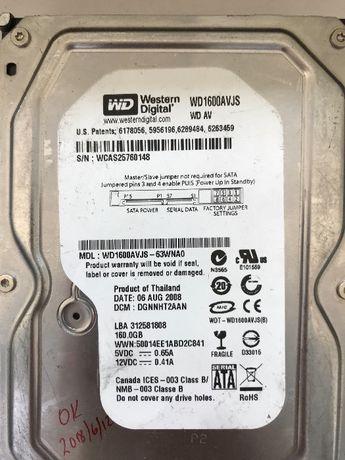 6 x Discos Rigidos SATA - desktop e portátil