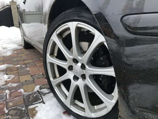 """Комплект легкосплавных колёс 18"""" с toyota avensis"""