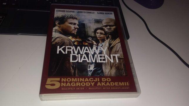 Krwawy Diament. Dvd. Di Caprio