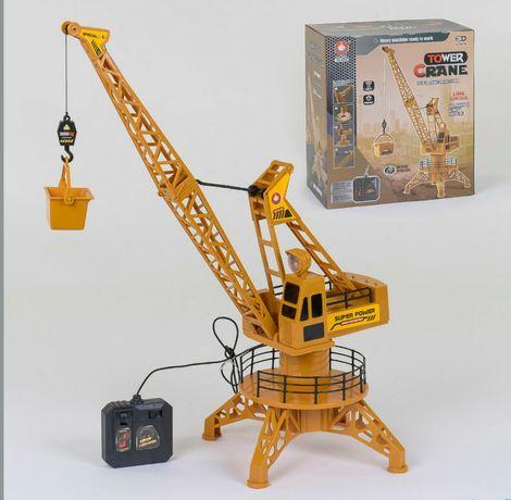 Ігровий кран на р/у Tower crane, підсвітка