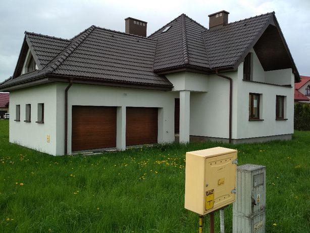 Dom w Zgłobicach (obrzeża Tarnowa), 200m2, działka 39 arów