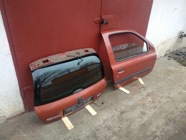 Двері, ляда Рено Clio 2