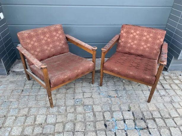 Fotel Kadr 2 szt. z prl-u