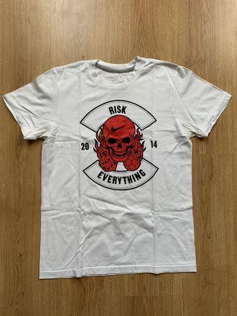 T-shirt biały Nike