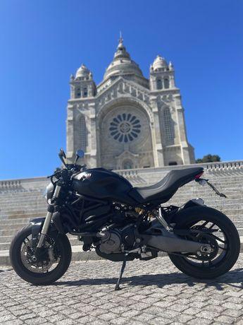 Ducati Monster 821 Nacional de 2018 - Facelift