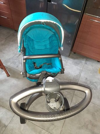Wózek stokke na części
