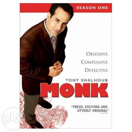Monk - Série 1 (2 discos) Tony Shalhoub