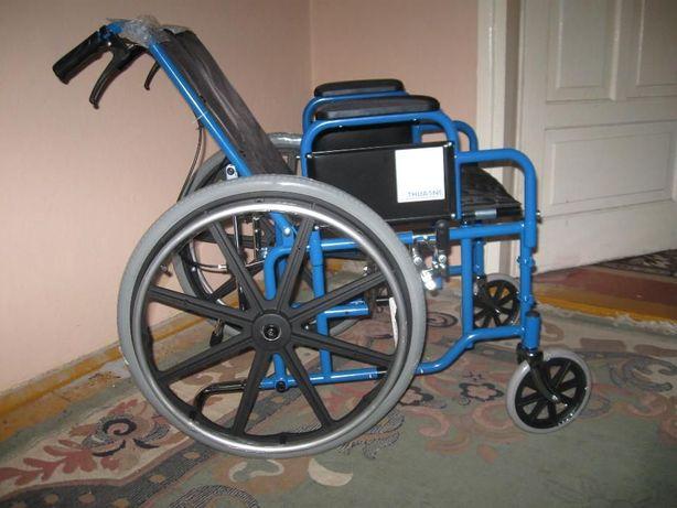 Wózek inwalidzki stabilizowany THUASNE
