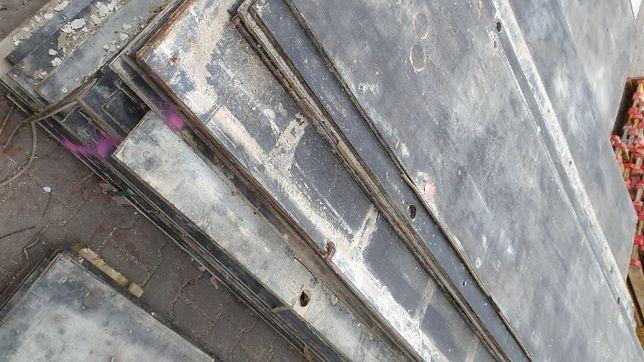 sklejka foliowana kratkowana bardzo mocna peri doka przyczepka buda