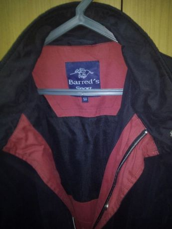 Casaco - blusão Barred's