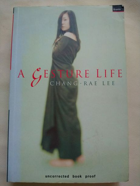 Книга A Gesture Life Chang-rae Lee на англійській мові