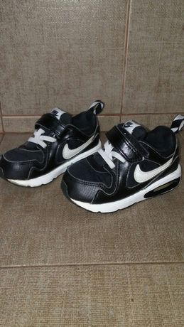 Кожаные кроссовки Nike AIR оригинал