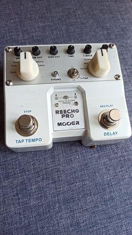 Mooer Reecho Pro TDD-1 Delay Tap Tempo Looper