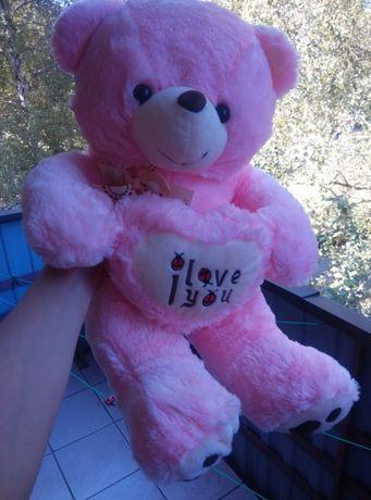 Мягкая игрушка медведь!