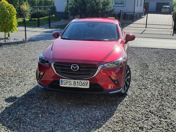Samochód Mazda CX3
