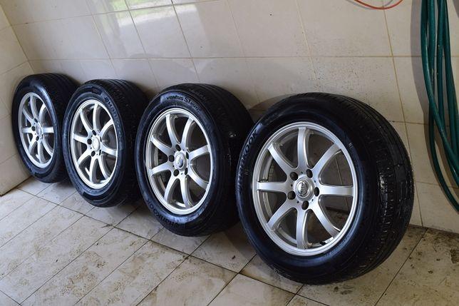 Felgi 5x120 et40 z oponami 235/55/17 BMW/e60/e61/e90/e91/e92/e46/x3