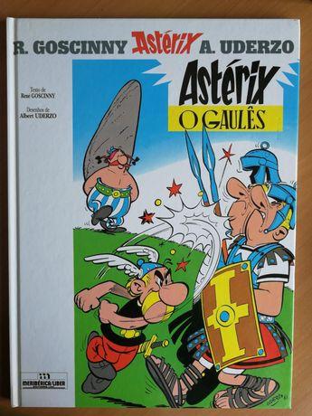 Livros do Astérix