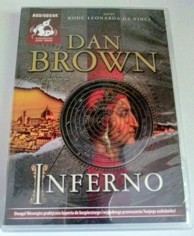 Inferno - Dan Brown audiobook