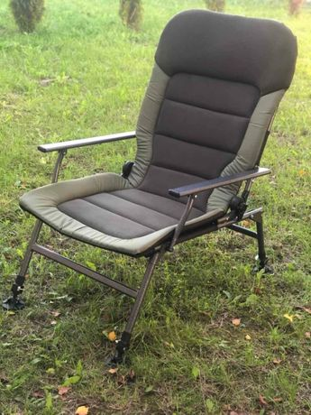 Кресло усиленное рыбацкое карповое до 150кг Vario Elite XL аналог FK6