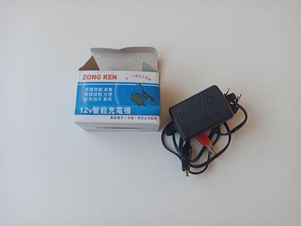 Зарядное устройство для эхолота скутера мопеда аккумулятора 12v
