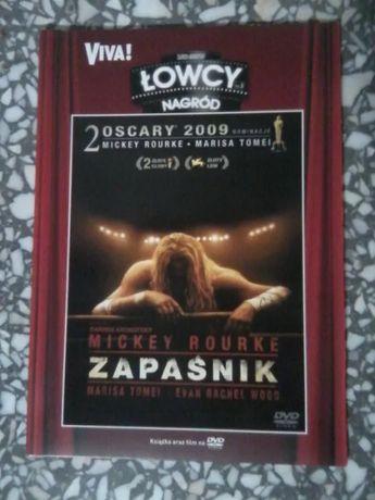 """Film DVD: """"Zapaśnik"""", reż. Darren Aronofsky, 2008"""