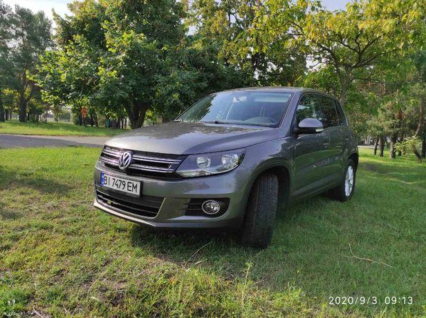 VW Tiguan Limited 2017