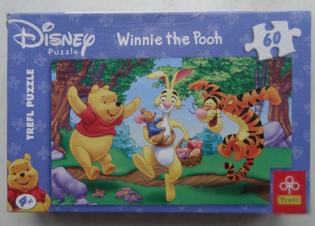 TREFL puzzle Winnie the Poonch, 60 części Disney