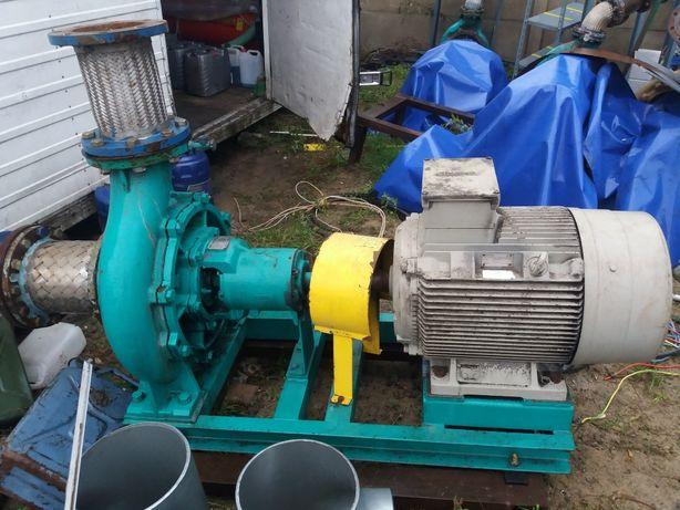 pompa wody z silnikiem. silnik 55kw /25kw/37kw/15kw