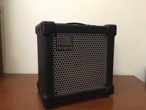Amplificador como novo, Roland Cube 15 XL