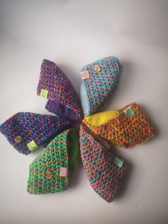 Opaska kolorowa handmade