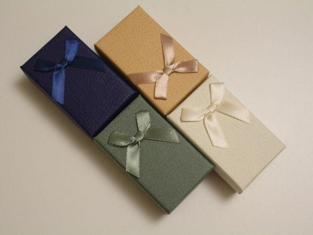 Коробочка подарочная для ювелирных изделий