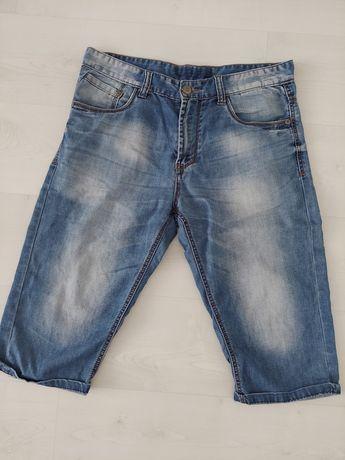 Spodenki jeansowe męskie M/L