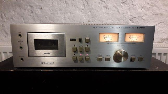 Unitra Etiuda 410S magnetofon sprawny