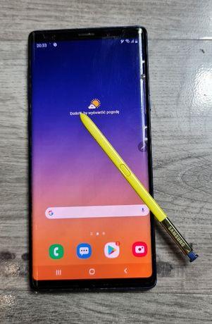 Smartfon Samsung Galaxy Note 9/6 GB /128 GB niebieski