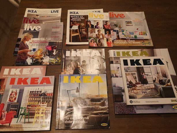 Archiwalne katalogi Ikea