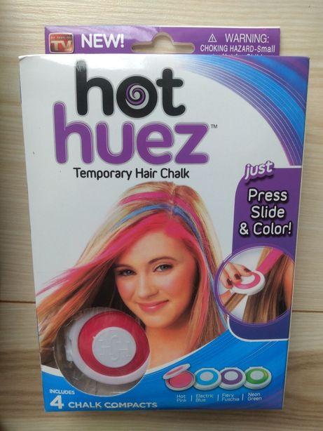 Kredy kolorowe do włosów dla dzieci Nowe