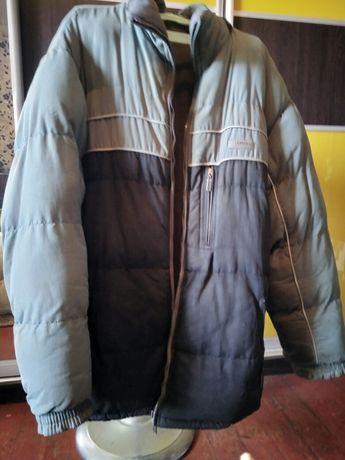 Куртка для крепких морозов