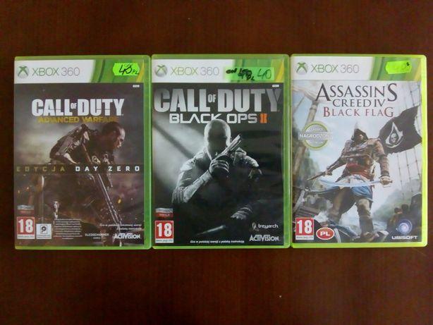 Oryginalne gry na XBOX 360 i Xbox ONE